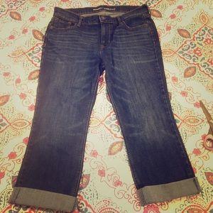 Old Navy Capris Jeans 3️⃣for💲2️⃣0️⃣